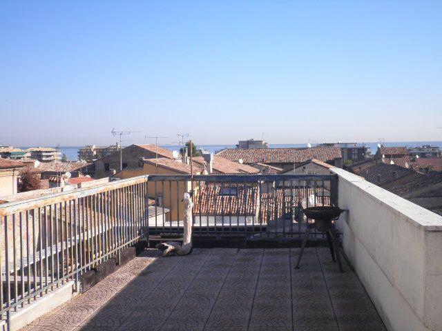 Affitto appartamento libero da mobili centro storico Fano